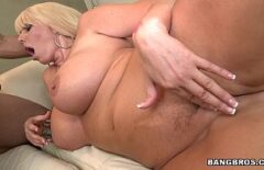 Busty Woman Sucking Cock Gorgeous